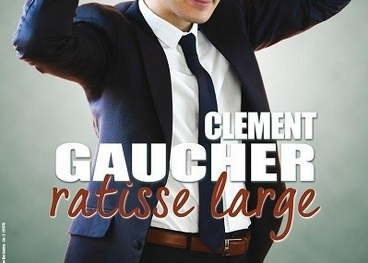 Clement Gaucher Ratisse Large à Paris 11ème