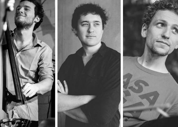 Clément Simon Trio au 38Riv à Paris 4ème
