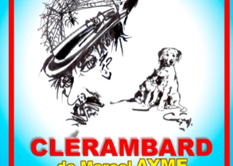 Clérambard à Cannes la Bocca