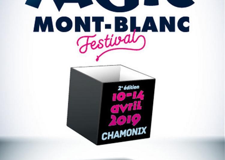 Close-Up En Scene à Chamonix Mont Blanc