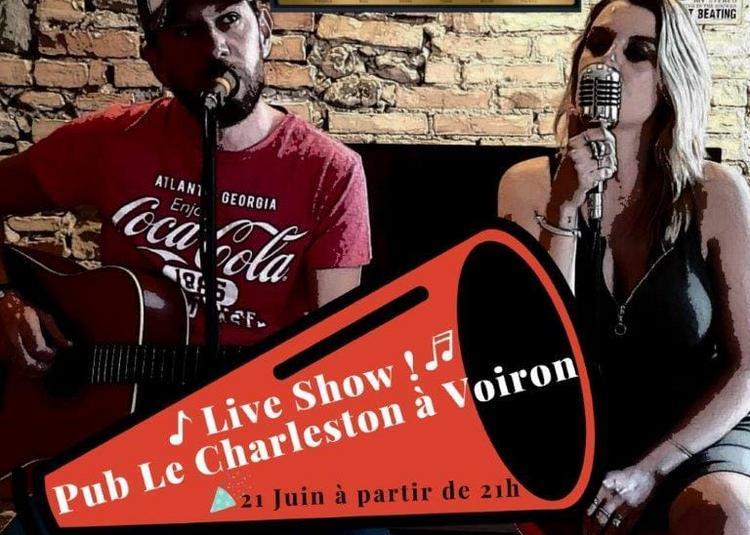 Cosia en Live au Charleston à Voiron