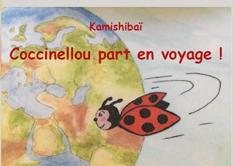 Coccinellou Part En Voyage ! à Aix en Provence