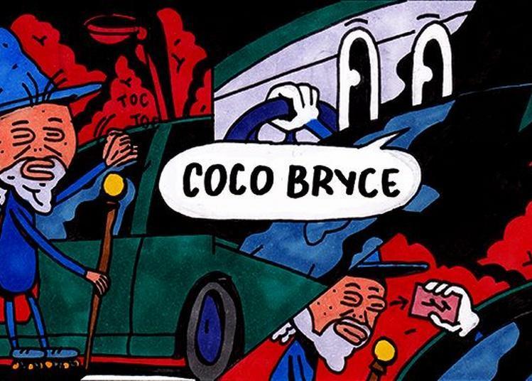 Coco Bryce + Tiff + Skwig + Andcl + Peru + Leverkusen à Paris 11ème