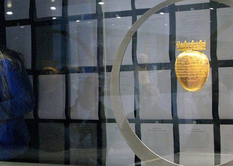 «L'Écrin du coeur d'Anne de Bretagne» avec Rémi Checchetto à Nantes