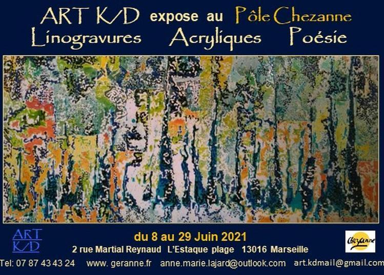 Collectif Art K/D à Marseille
