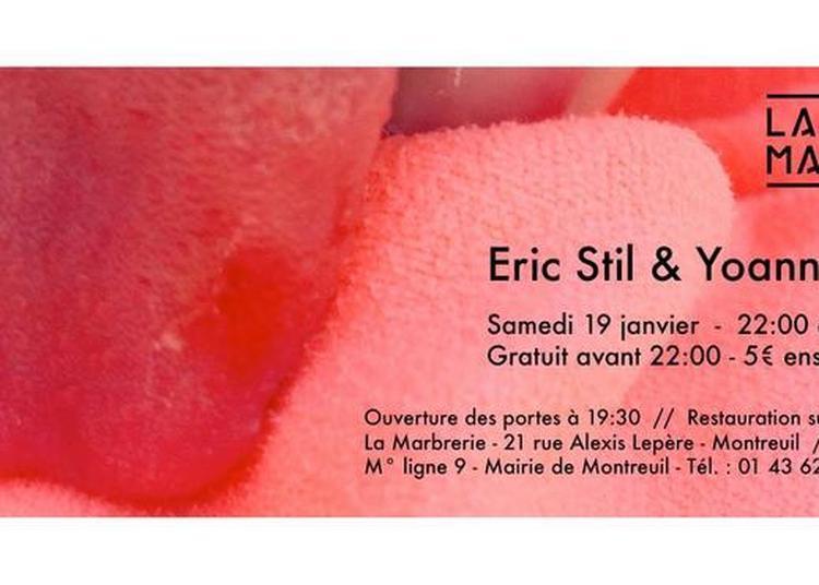 Collectif Mu À La Marbrerie (stil Eric & Yoann Romano) à Montreuil