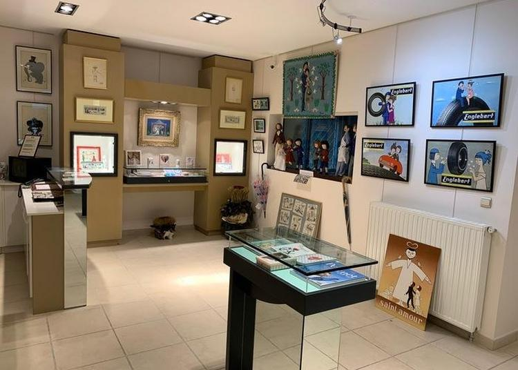 Collection Gérard Vialet - Exposition Des Oeuvres Originales De Peynet. à Valence