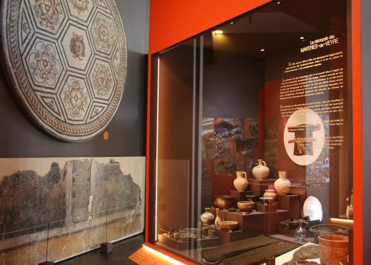 Collections Permanentes Du Département Archéologie à Clermont Ferrand