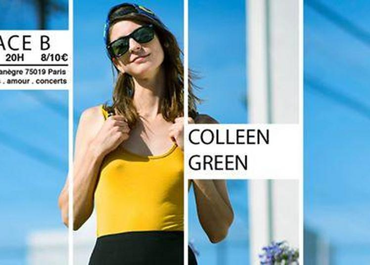 Colleen Green + guest à Paris 19ème