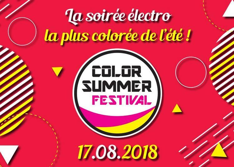 Color Summer Festival 2018