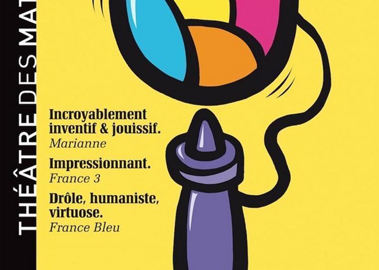 Colors, Le Spectacle D'Impro Culte à Paris 8ème