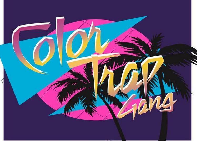 Colortrap W/ Colorizeur Djset & Kapla & A.n.t Freestyle à Paris 13ème