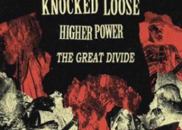 Comeback Kid / Knocked Loose / Higher Power + The Great Divide à Paris 11ème