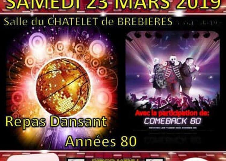 Comeback80 Live Tour 2019 à Brebieres