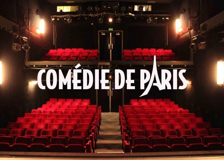 Yannick Bourdelle E(s)t Robert Lamoureux à Paris 9ème