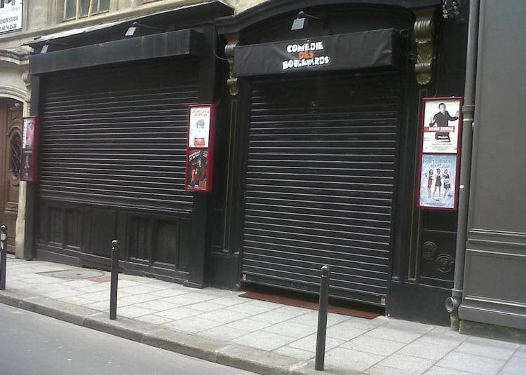 Alex Ramires Dans Sensiblement Viril à Paris 2ème