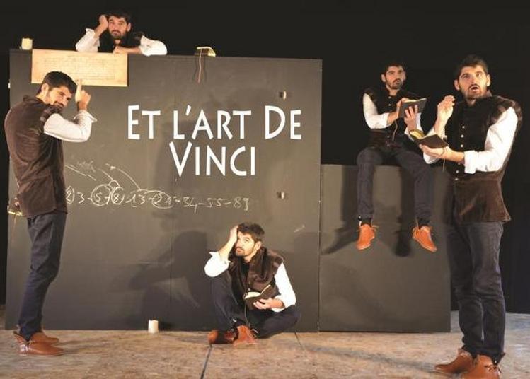 Et l' Art De Vinci à Montelimar