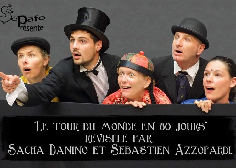 Comédie théâtre Le tour du monde en 80 jours à Faye d'Anjou