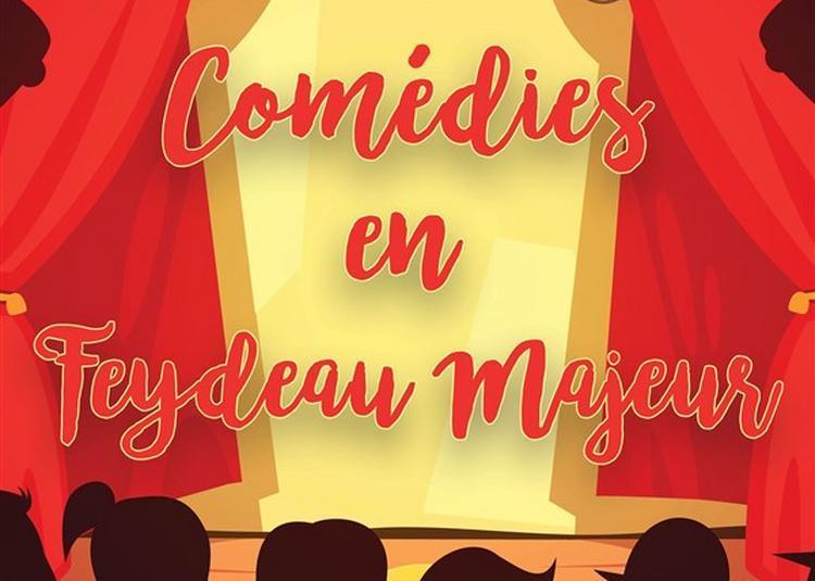 Comédies En Feydeau Majeur à Paris 5ème