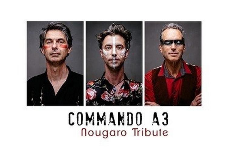Commando A3 Nougaro Tribute à Sete