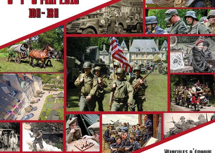 Commémorations du 8 mai 1945 2018