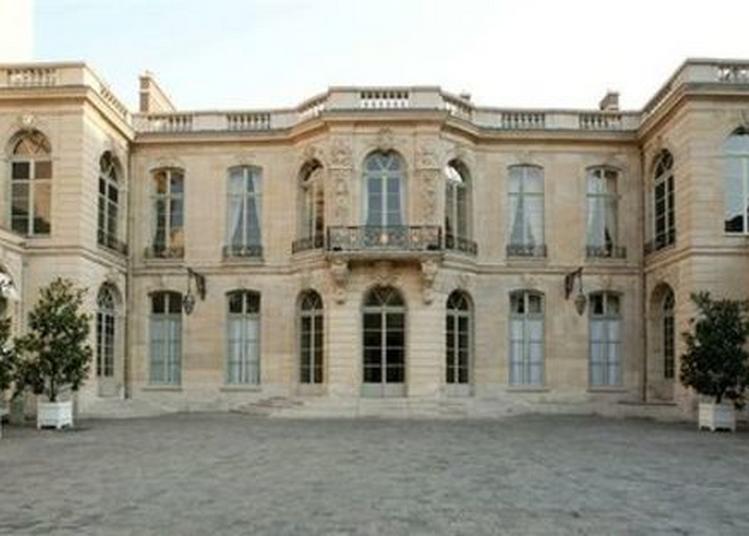 Complet - Visite De L'hôtel De Matignon Et De Son Jardin à Paris 7ème