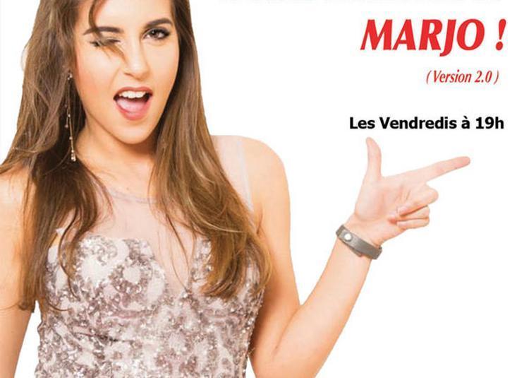 Completement Marjo ! à Paris 10ème
