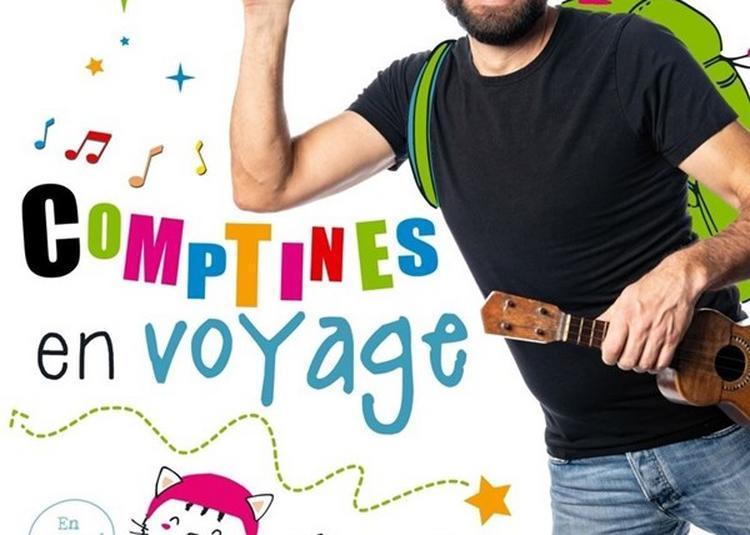 Comptines En Voyage à Saint Etienne