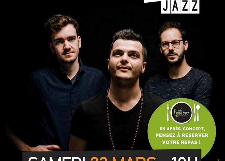Concert Jazz Foehn Trio à Alby sur Cheran