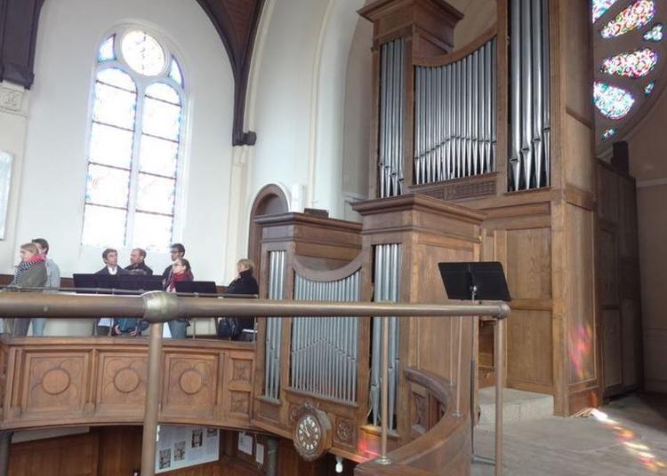 Concert à Roubaix
