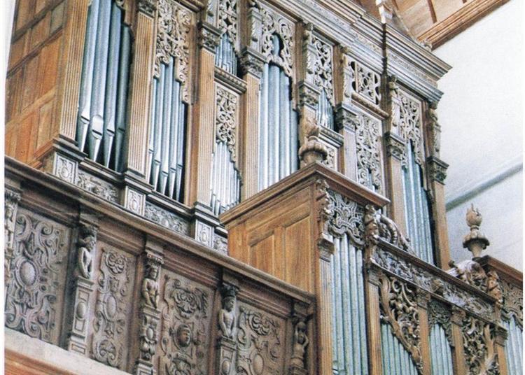 Concert à L'église Saint-laurent à Nogent sur Seine