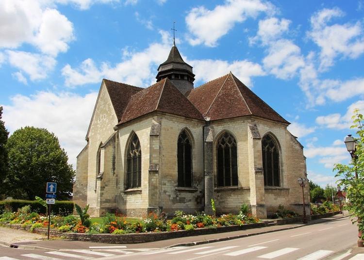 Concert à L'église Saint-luc à La Chapelle saint Luc