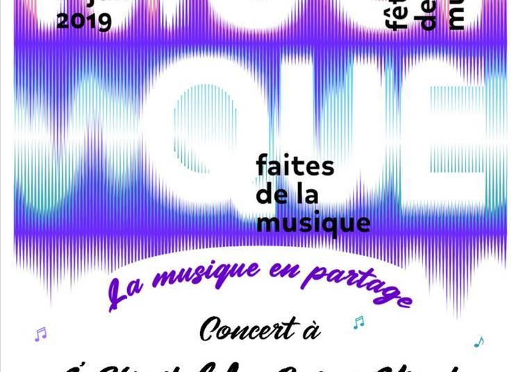 Concert à L'hôpital Des Quinze-vingts à Paris 12ème
