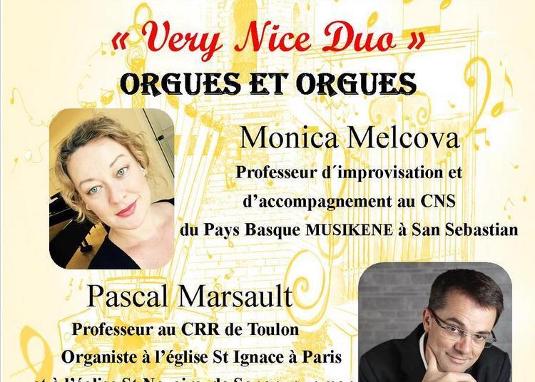 Concert à 2 organistes