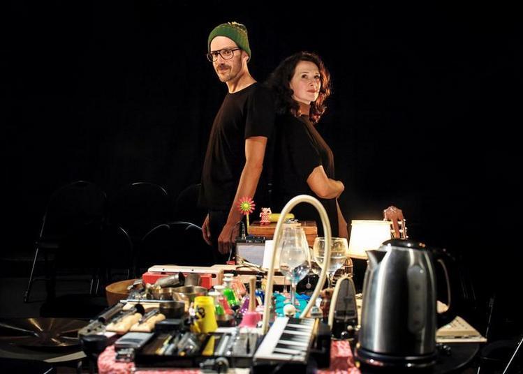 Concert à table | Claire Diterzi - Stéphane Garin à Sete
