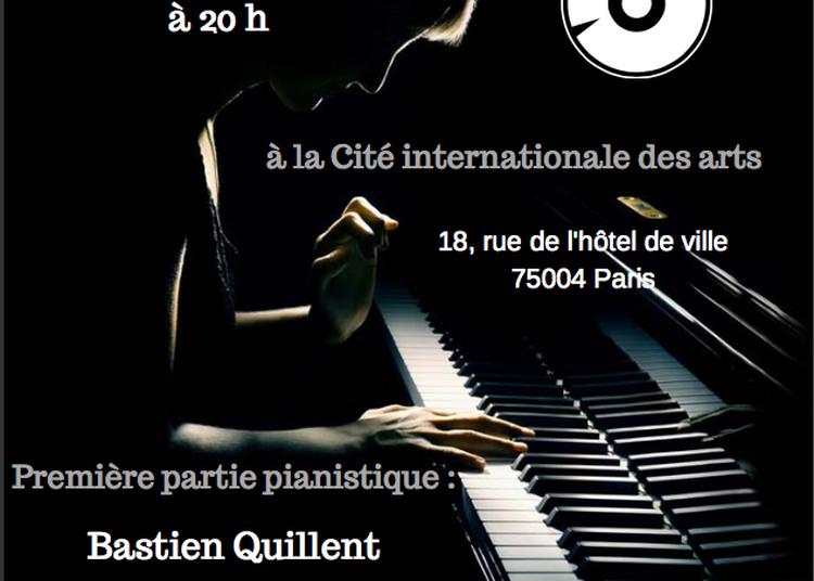 Acoustique - Alice Paillereau à Paris 4ème