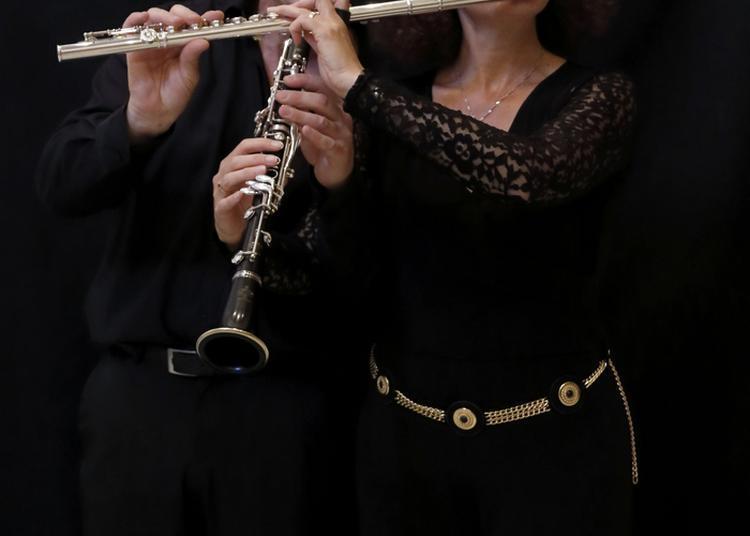 Concert Acoustique En Duo à La Cathédrale Notre-dame Du Bourguet De Forcalquier