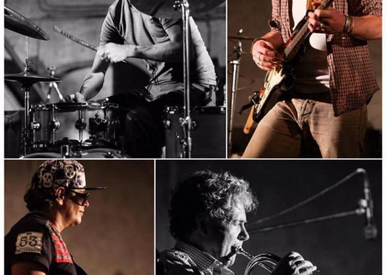 Concert Akpe Motion à Hyeres