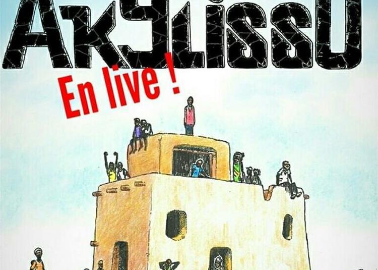 Concert - Akylisso - Chez les Zythonautes à Valence