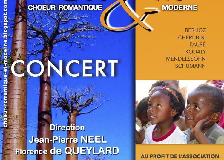Concert au profit de ASAM-Nimes