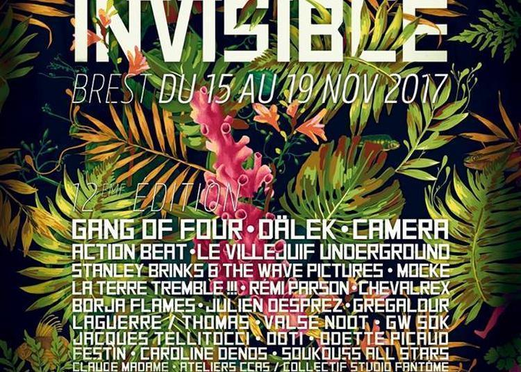 Concert au théâtre : Mocke Trio à Brest
