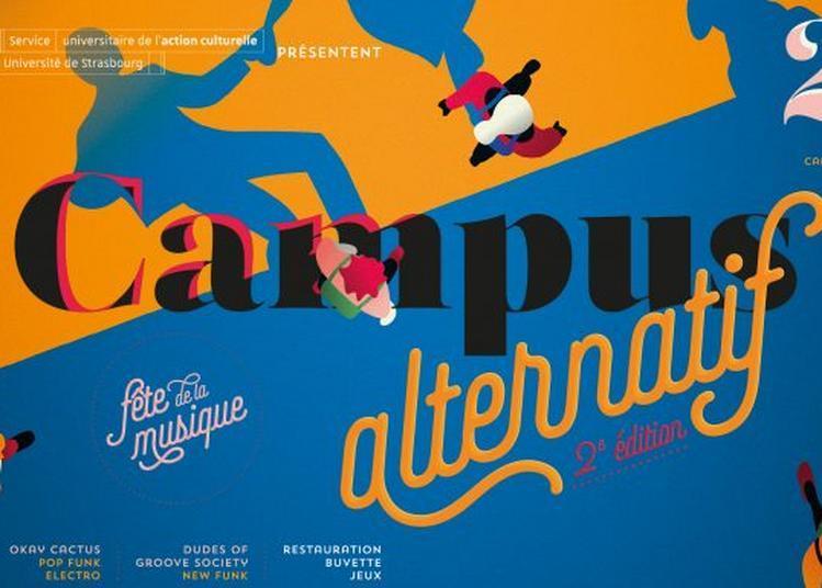 Campus Alternatif 2e édition à Strasbourg