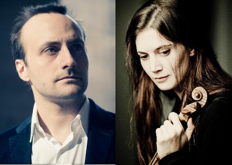 Concert Bach : Sonates Pour Clavecin Et Violon / Bertrand Cuiller & Sophie Gent à Paris 2ème