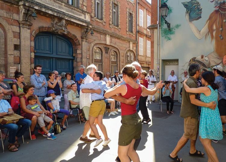Concert-bal à Toulouse