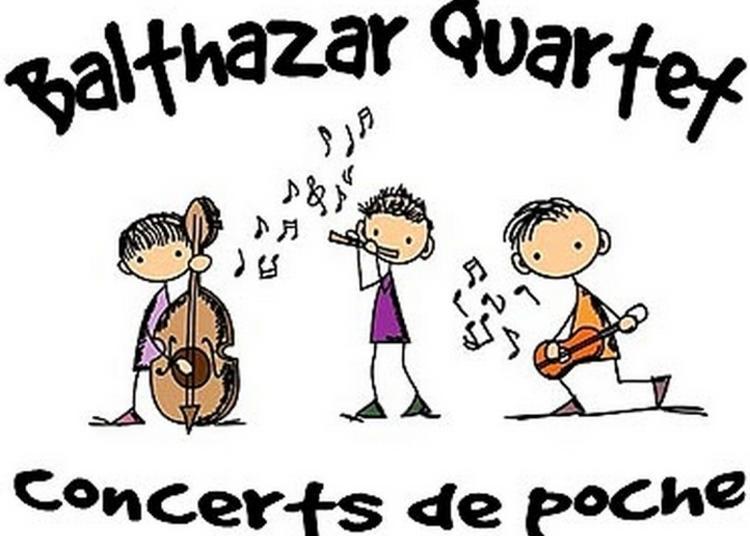 Concert Balthazar Quartet à Compertrix