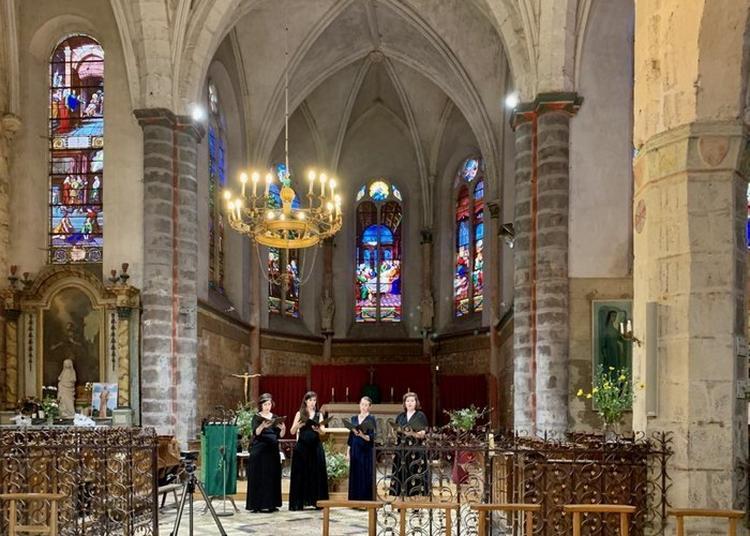 Concert Baroque à Faremoutiers