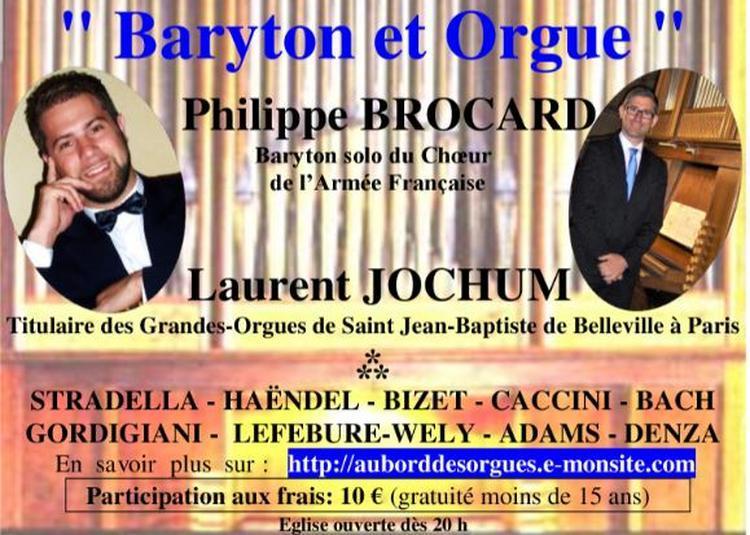 Baryton et orgue à Bort les Orgues