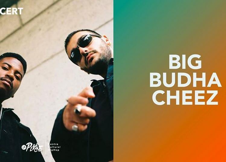 Big Budha Cheez : Release party à Paris 1er