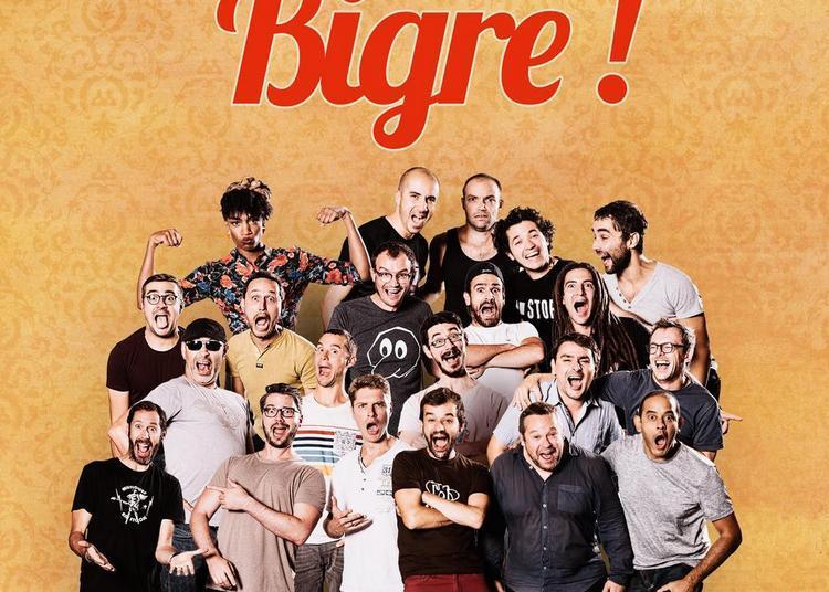 Concert Bigre! et Guests : Dance Party ! (Funk, Jazz, Salsa) à Villeurbanne