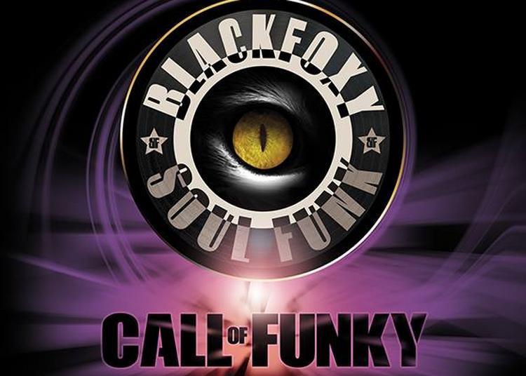 Concert Blackfoxy Aux Disquaires à Paris 11ème